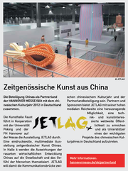 JETLAG in den Messe News